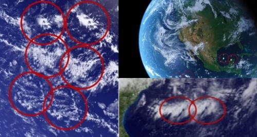 ناسا قامت بفبركة أشهر صورة للأرض من أجل إثبات كرويتها المزعومة  - خداع البشرية جمعاء