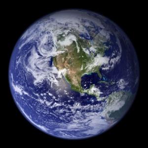 فبركة أشهر صورة للأرض