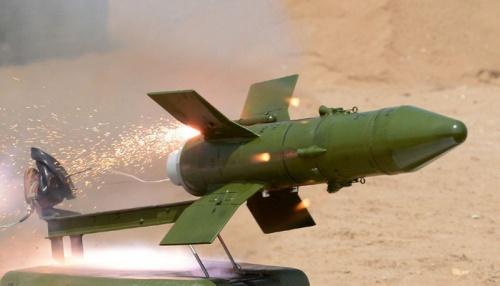 كيفية صناعة صاروخ حراري