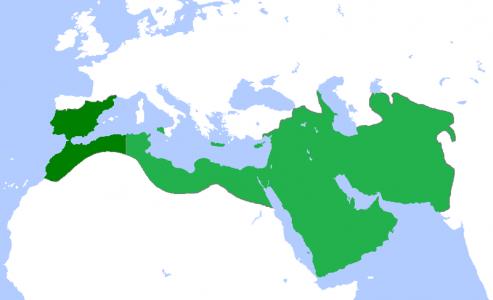 Abbasid_Caliphate_most_extant.png (111 KB) الدولة العباسية في أقصى اتساعها عام 850: