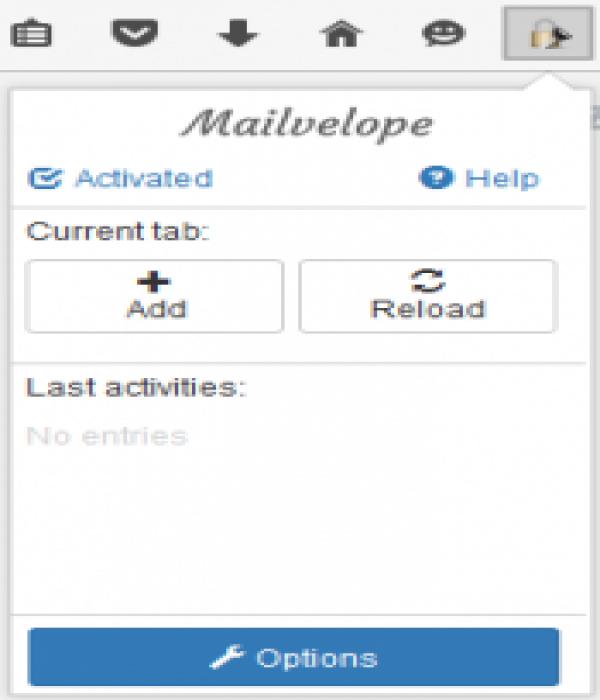 إرسال واستقبال الرسائل والمرفقات بشكل مشفر عبر إضافة Mailvelope